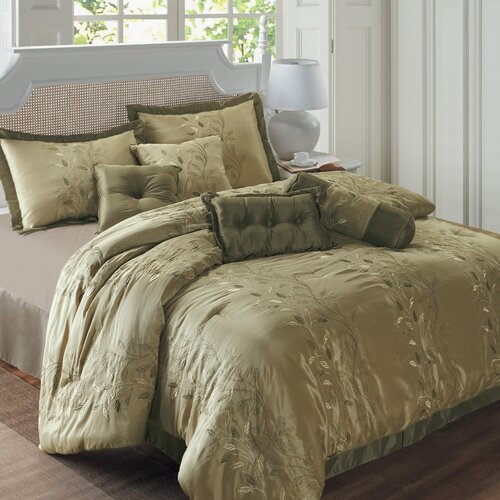 Ellie 8 Piece Comforter Set