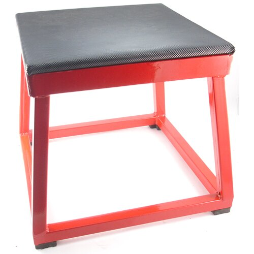 Muscle Driver USA Steel Plyometric Box