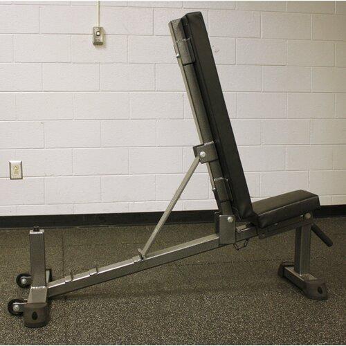 Muscle Driver USA Pendlay Elite Adjustable Utility Bench
