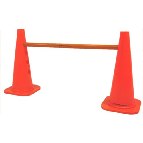Muscle Driver USA Agility Cone Hurdle