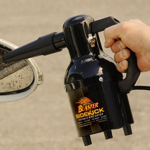Metro Vacuum Air Force Blaster Sidekick