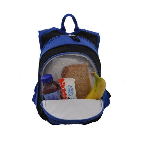 Obersee Kids All in One Pre-School Racecar Cooler Backpack