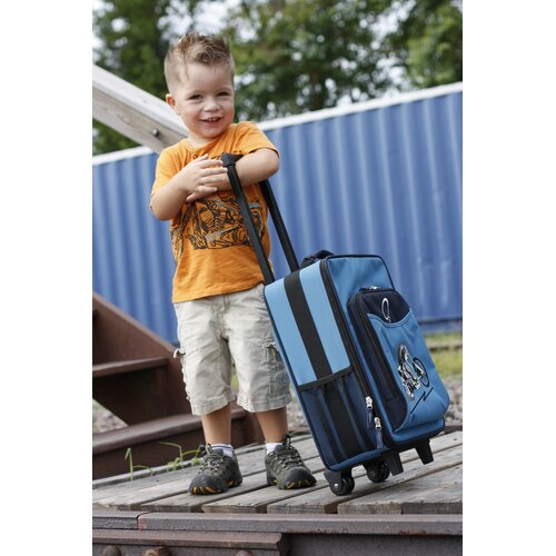 Obersee Kids Motorcycle Luggage with Integrated Cooler