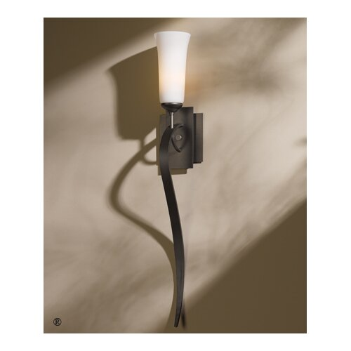 Hubbardton Forge 1 Light Sweeping Taper Wall Sconce