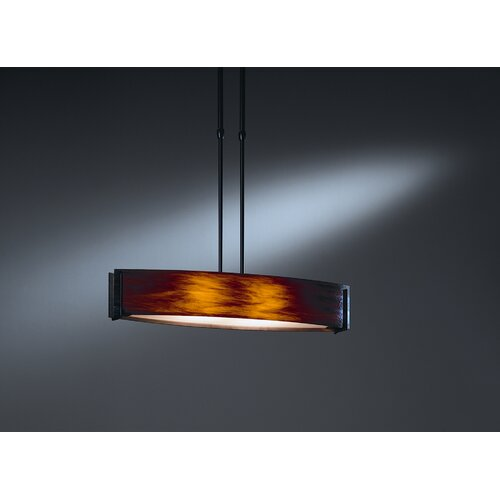 Hubbardton Forge Intersections 2 Light Pendant