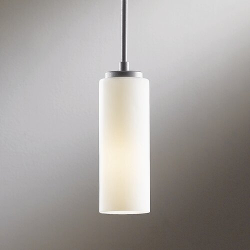 Simple Lines Small 1 Light Drum Pendant