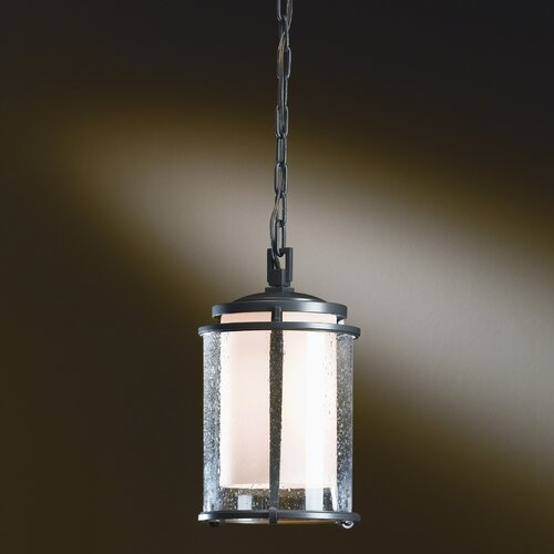 Hubbardton Forge Meridian 1 Light Outdoor Hanging Lantern