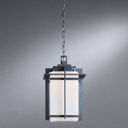 Hubbardton Forge Tourou 1 Light Outdoor Ceiling Fixture