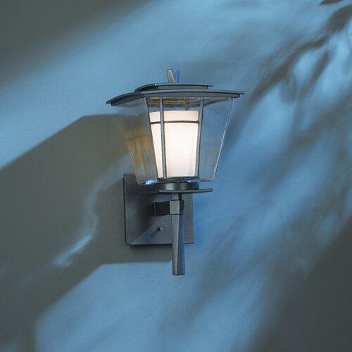 Outdoor Wall Lights Beacon Lighting: Beacon Hall Small 1 Light Outdoor Wall Sconce