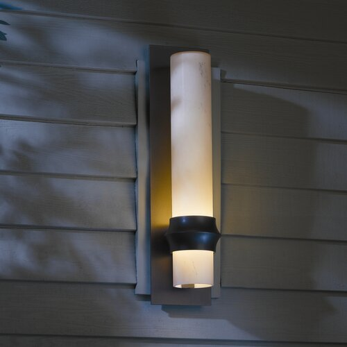 Hubbardton Forge Rook 1 Light Outdoor Wall Sconce