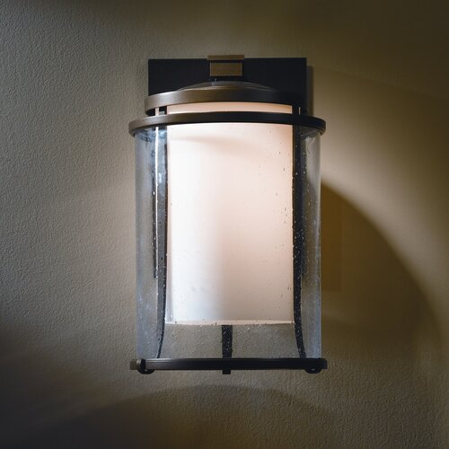 Hubbardton Forge Meridian 1 Light Outdoor Wall Sconce
