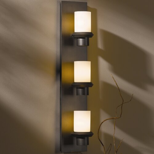 Hubbardton Forge Staccato 3 Light Wall Sconce