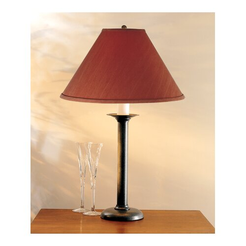 Hubbardton Forge Simple Lines 1 Light Table Lamp