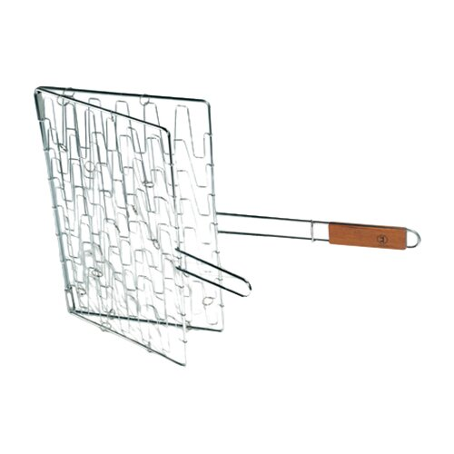 Chrome Flex Grill Basket