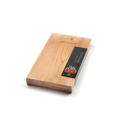 Outset Cedar Planks