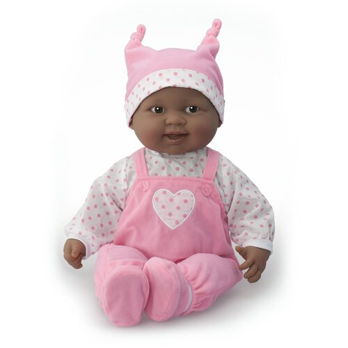 "JC Toys 20"" Lots to Cuddle - African American"