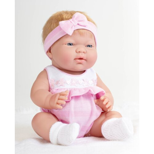 JC Toys Blonde Ani Doll