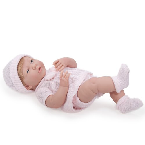 JC Toys La Newborn Doll