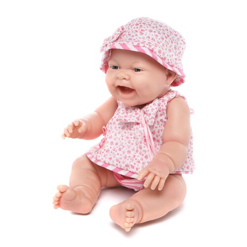 Berenguer Boutique Lola Pink Dress Girl Doll