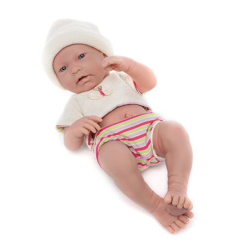 JC Toys Berenguer Boutique Newborn Real Girl Doll