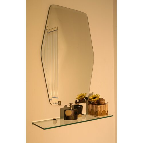 Spancraft Glass Regency Nolita Frameless Mirror