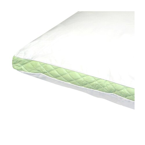 Perfect Fit Industries Extra Firm Density 233 Thread-Count Quilted Sidewall Pillow (Set of 2)