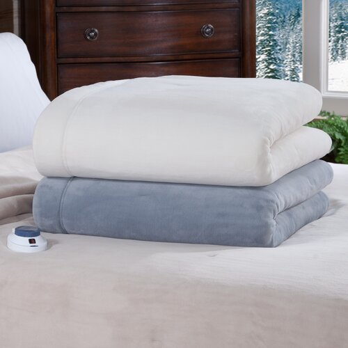 Perfect Fit Industries Soft Heat Macromink Warming Blanket