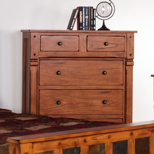 Sedona 6 Drawer Chest