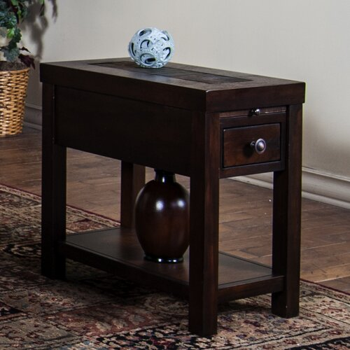 Creek Chairside Table