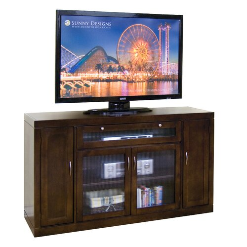 "Sunny Designs Laguna Counter 62"" TV Stand"