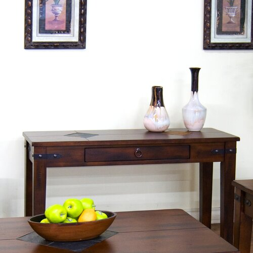 Sunny Designs Santa Fe Console Table