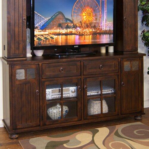 "Sunny Designs Santa Fe 72"" TV Stand"