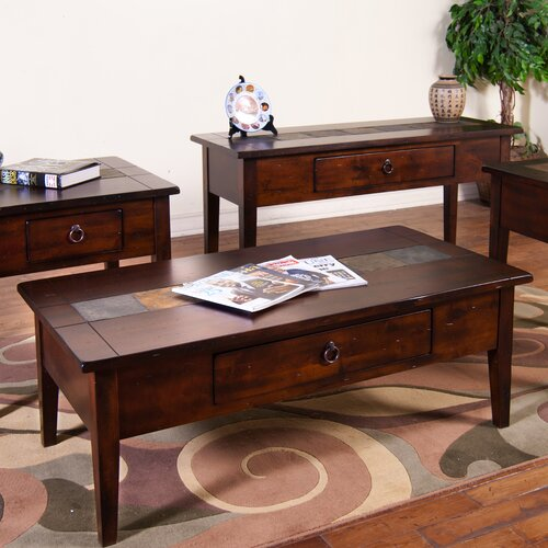 Sunny Designs Santa Fe Coffee Table