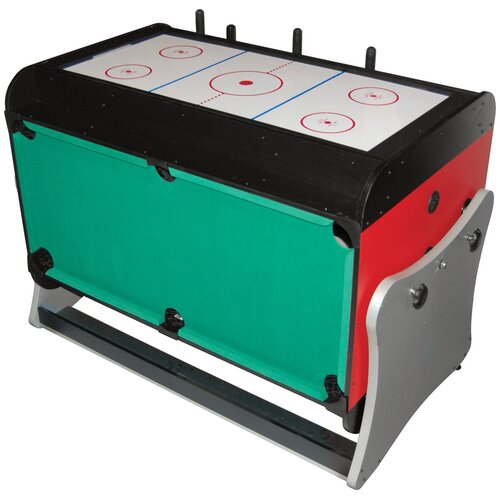 "On The Edge Marketing 50"" 4-in-1 Rotating Game Table"