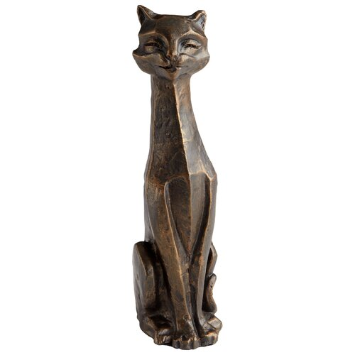 Eris Funny Cat Sculpture