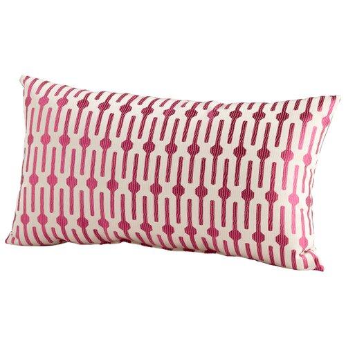 Cyan Design Line Drive Pillow