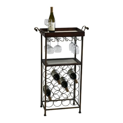 Cyan Design New York 20 Bottle Wine Rack