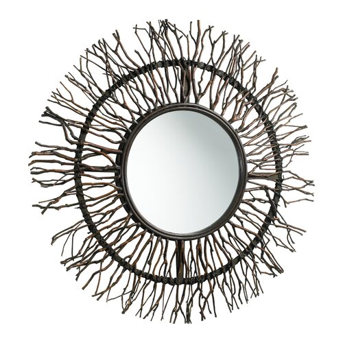 Cyan Design Branch Round Wall Mirror