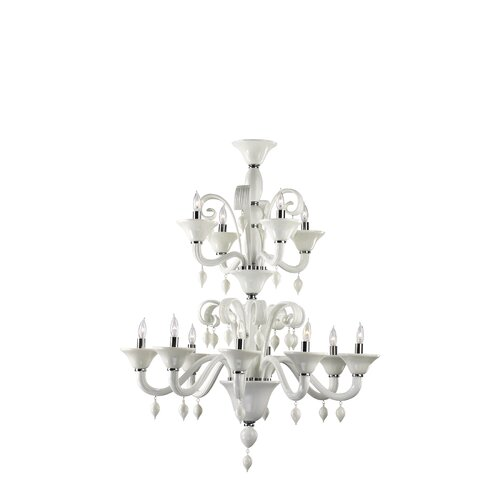 Treviso 12 Light Chandelier