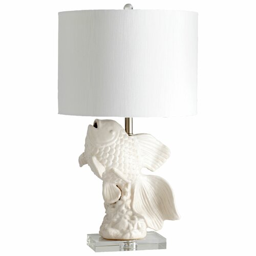 "Cyan Design Seaside 24.5"" H Table Lamp with Drum Shade"