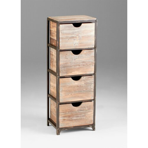 Cyan Design Talford 4 Drawer Storage