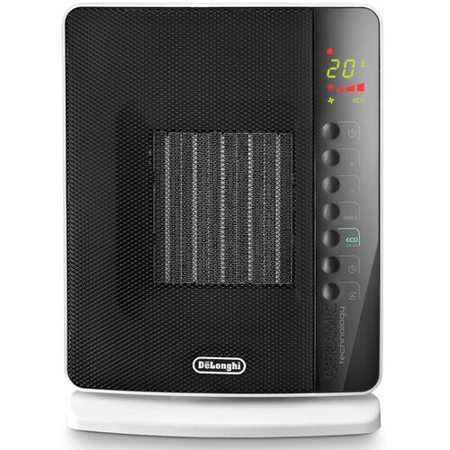 Digital Flat Panel Ceramic Space Heater with Remote Control