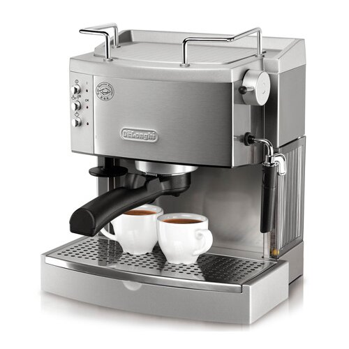 15-Bar Pump Driven Espresso Maker