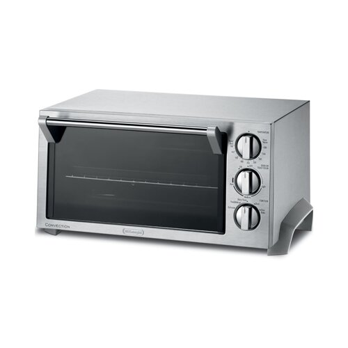 DeLonghi 0.5-Cubic Foot Convection Oven