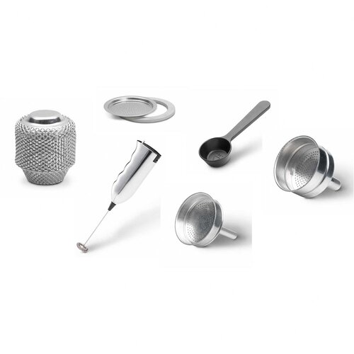DeLonghi Alicia Moka Espresso Maker Accessory Kit