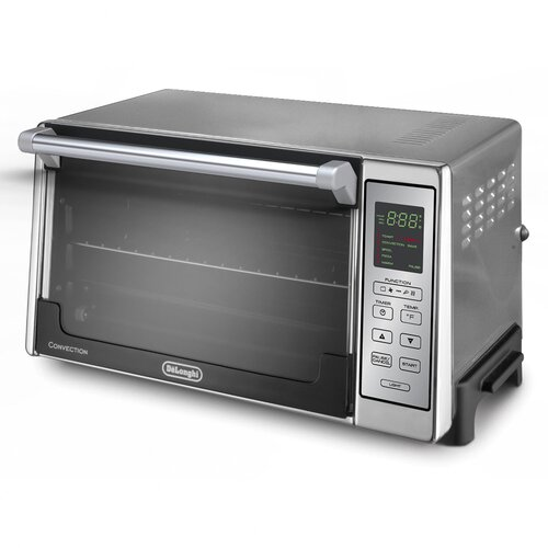 DeLonghi 0.7-Cubic Foot Convection Oven