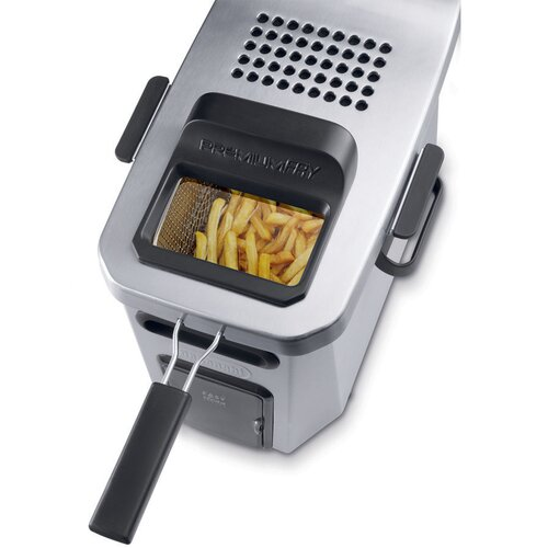 DeLonghi Digital Dual Zone 4 Liter Deep Fryer