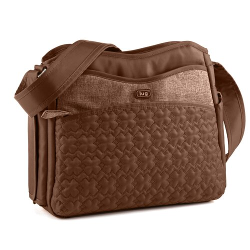 Lug Shimmy Cross Body Bag