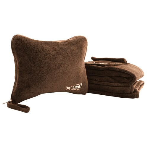 Lug Nap Sac Blanket and Pillow