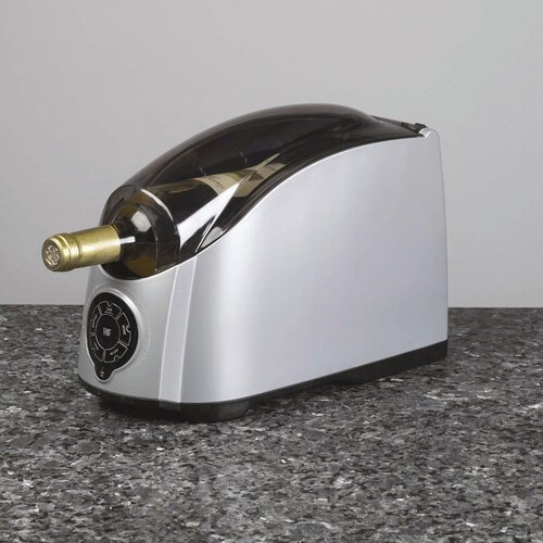 Cooper Cooler Rapid Beverage and Wine Chiller in Silver
